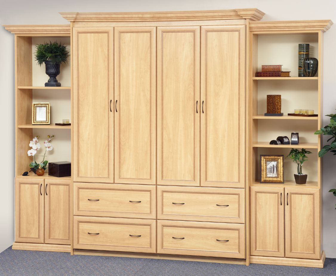 Secret-Wall-Bed-and-Cabinets-in-Premier-Up