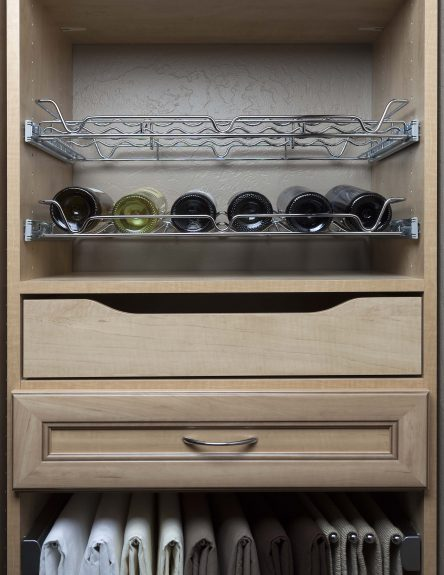 Secret Scoop Drawer and Premier Drawer